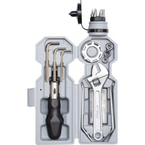 Набор инструмента для ремонта велосипеда 18пр.