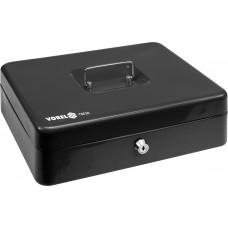 Ящик для денег металлический 300х240х90мм