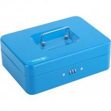 Ящик для денег металлический 250х180х90мм