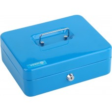 Ящик для денег металлический 250х200х90мм