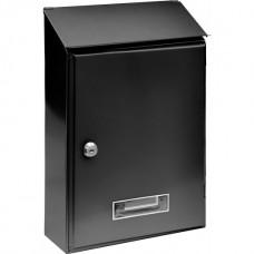 Ящик почтовый 360х230х90мм черный