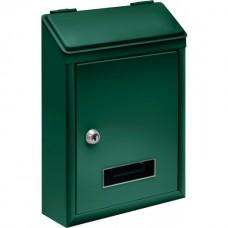 Ящик почтовый 300х210х65мм зеленый