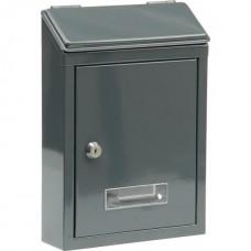Ящик почтовый 300х210х65мм серый