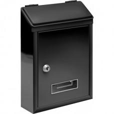 Ящик почтовый 300х210х65мм черный