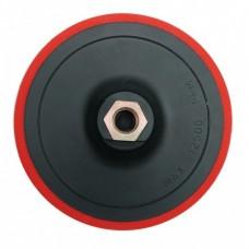 Насадка резиновая шлифовальная 125мм М14 под круг на липучке