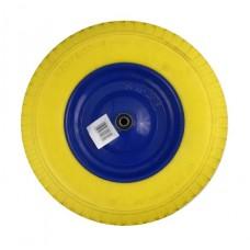 Колесо сменное к тачке 4.00-8 сплошная полиуретановая шина