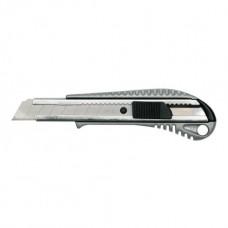 Нож металлический с выдвижным лезвием 18мм
