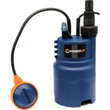 Погружной насос для грязной воды 400W (6000л/ч)