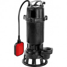 Погружной насос для грязной воды 750W (16000л/ч)