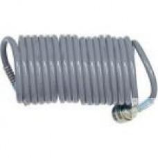 Шланг спиральный для воздуха 6,5х10мм  5м (PE)