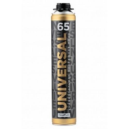 Пена монтажная Universal 65 л