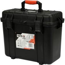 Чемодан ударопрочный герметичный пластиковый 430х244х341мм IP55