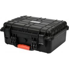 Чемодан ударопрочный герметичный пластиковый 406х330х174мм IP55