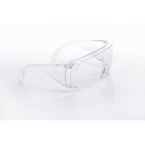 Очки защитные открытые поликарбонатные тип