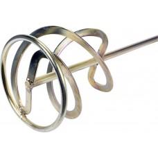Миксер для строительных масс (двойная спираль) M14 160х600мм