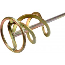 Миксер для строительных масс (двойная спираль) SDS+ 100х600мм
