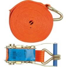 Лента для крепления багажа с трещоткой 2000daN 50ммх12м (2шт.)