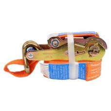 Лента для крепления багажа с трещоткой 1000daN 35ммx2м (2шт.)
