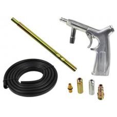 Пескоструйный пистолет со шлангом + сопла