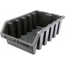 Ящик складской пластмассовый 116х112х75мм XS