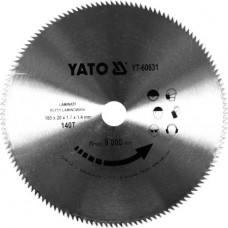 Диск пильный по ламинату 185/20 140T