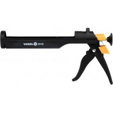 Пистолет для силикона полукорпусной 245мм