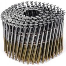 Гвозди барабанные для пневмопистолета 80х2.8мм 3000шт.