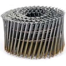Гвозди барабанные для пневмопистолета 75х2.5мм 3000шт.