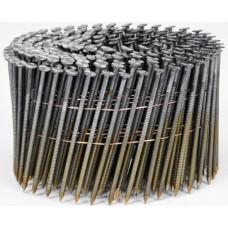 Гвозди барабанные для пневмопистолета 70х2.5мм 3000шт.