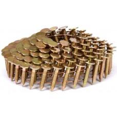 Гвозди барабанные для пневмопистолета 19х3.1мм 4200шт.
