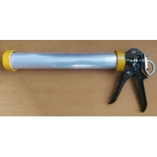 Пистолет для силикона алюминиевый 600мм ПРОФИ