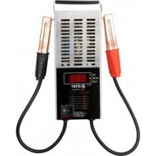 Тестер аккумуляторов цифровой 12V, CCA150-1400A LED