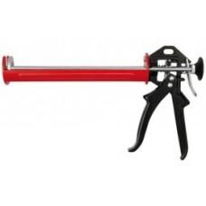 Пистолет для силикона полукорпусной 225мм