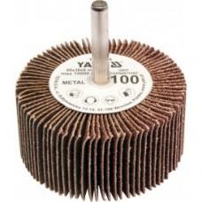Круг лепестковый торцевой 60х30х6мм  Р80