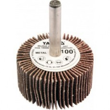 Круг лепестковый торцевой 40х20х6мм Р100