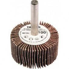 Круг лепестковый торцевой 40х20х6мм  Р80