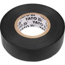 Изолента ПВХ черная 19мм х 20м х 0,13мм