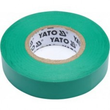 Изолента ПВХ зеленая 15мм х 20м х 0,13мм