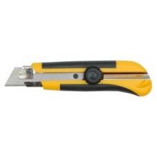 Нож с выдвижным лезвием 25мм