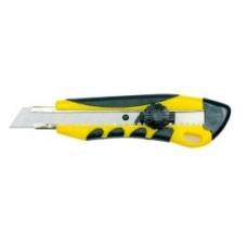 Нож с выдвижным лезвием 18мм