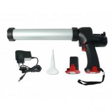 Пистолет для силикона со штоком аккумуляторный (Li 7,4V) 600 мл