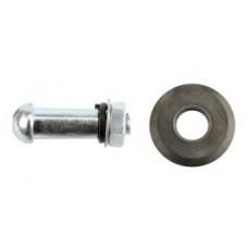 Ролик режущий запасной 22х10,5х2,0мм для плиткореза