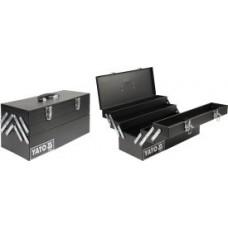 Ящик инструментальный алюминиевый 460х200х225мм