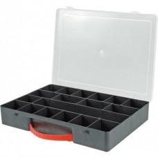 Ящик-органайзер пластмассовый 350х250х55мм