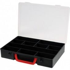 Ящик-органайзер пластмассовый 300х220х55мм