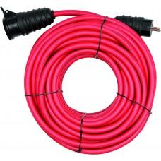 Удлинитель электрический H05RR-F 3G2.5мм., 30м 1 розетка