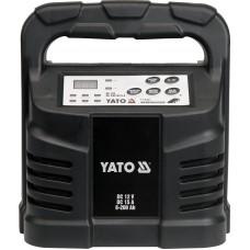 Зарядное устройство электронное (12V; 15A; 6-200Ah)