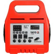 Зарядное устройство электронное (6/12V; 8A; 5-200Ah)