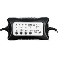 Зарядное устройство электронное (6/12V; 1/4A; мах 200Ah)