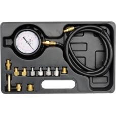 Тестер для измерения давления масла с адаптерами 0-35 bar (12пр.)
